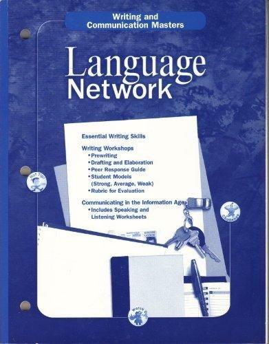9780618158126: McDougal Littell Language Network: Writing and Communication Masters (Copymasters) Grade 8
