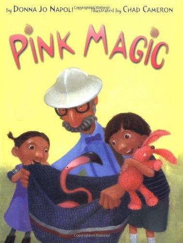Pink Magic: Napoli, Donna Jo
