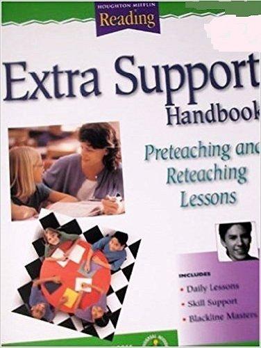 9780618160860: Houghton Mifflin Reading: The Nation's Choice: Extra Support Handbook Grade 5