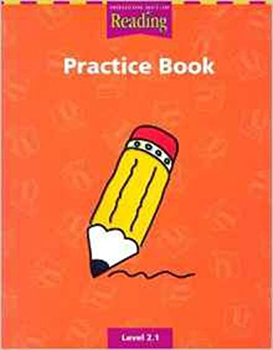 9780618161614: Houghton Mifflin Reading: The Nation's Choice California: Practice Book (consumable) Grade 2.1