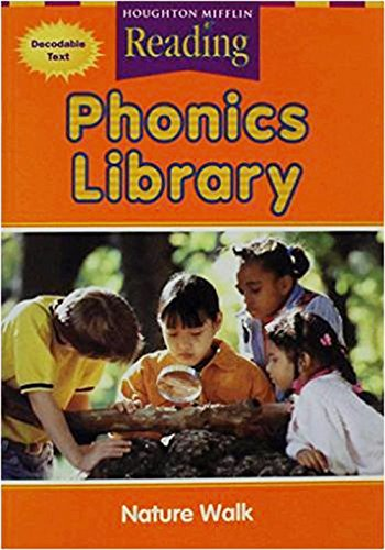 9780618161836: Houghton Mifflin Reading: The Nation's Choice: Phonics Library (3 volumes, 5 copies) Theme 2 Grade 2.2
