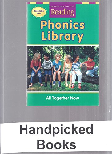 9780618161973: Houghton Mifflin Reading: The Nation's Choice: Phonics Library (9 stories) Grade 1
