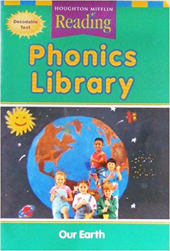 9780618162048: Houghton Mifflin Reading: The Nation's Choice: Phonics Library (9 stories) Grade 1