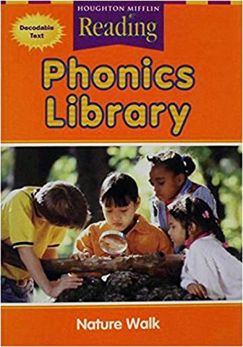 9780618162086: Houghton Mifflin Reading: The Nation's Choice: Phonics Library (6 stories) Grade 2