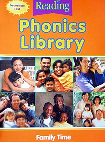 9780618162116: Houghton Mifflin Reading: The Nation's Choice: Phonics Library (6 stories) Grade 2