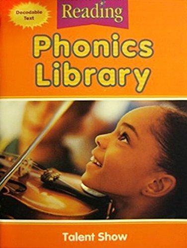 9780618162123: Houghton Mifflin Reading: The Nation's Choice: Phonics Library (6 stories) Grade 2