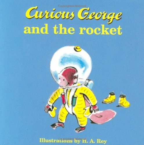 9780618162413: Curious George and the Rocket