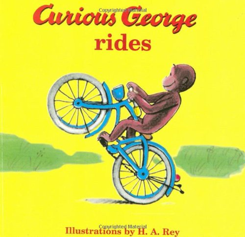 9780618162437: Curious George Rides