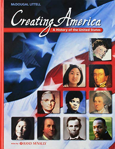 9780618162505: Creating America: A History of the United States