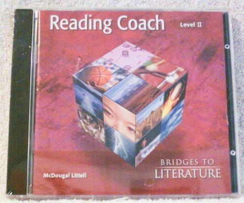 9780618164158: McDougal Littell Language of Literature: Reading Coach CD-ROM Level 2