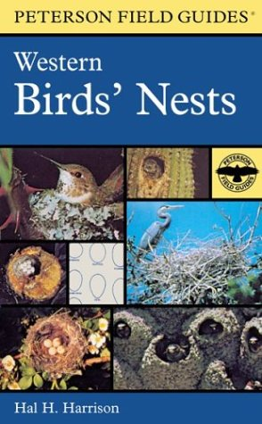 9780618164370: A Field Guide to Western Birds' Nests