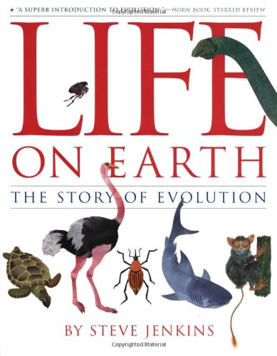 9780618164769: Life on Earth: The Story of Evolution