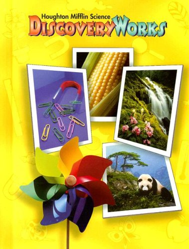 Houghton Mifflin Science: Discovery Words: Badders, William
