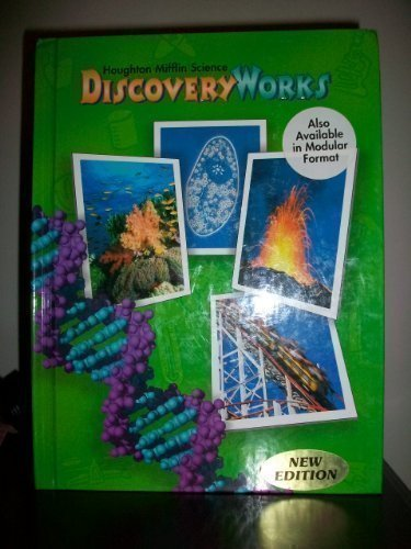 9780618167548: Houghton Mifflin Discovery Works: Student Edition Level 6 2003