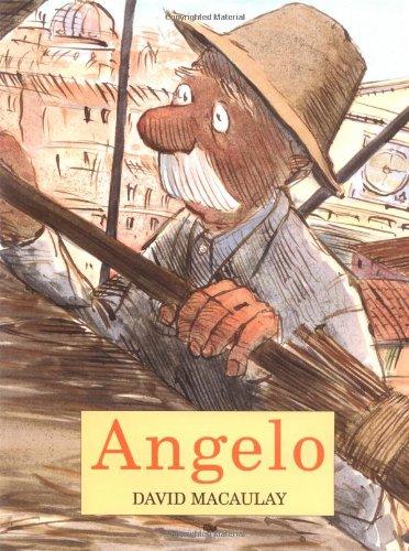 9780618168262: Angelo