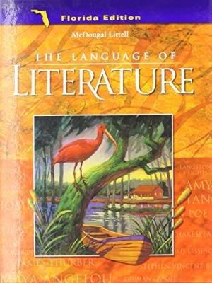 9780618168286: McDougal Littell Language of Literature Florida: Teachers Edition Grade 11 2003