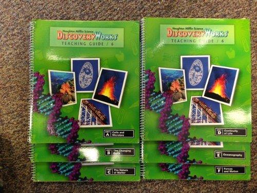 Houghton Mifflin Discovery Works: Teach Ed Level 6 Unit A 2003: HOUGHTON MIFFLIN