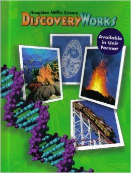 9780618168880: Houghton Mifflin Discovery Works: Teach Ed Level 6 Unit B 2003