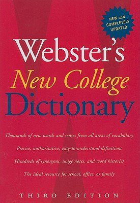 9780618169030: Webster's New College Dictionary