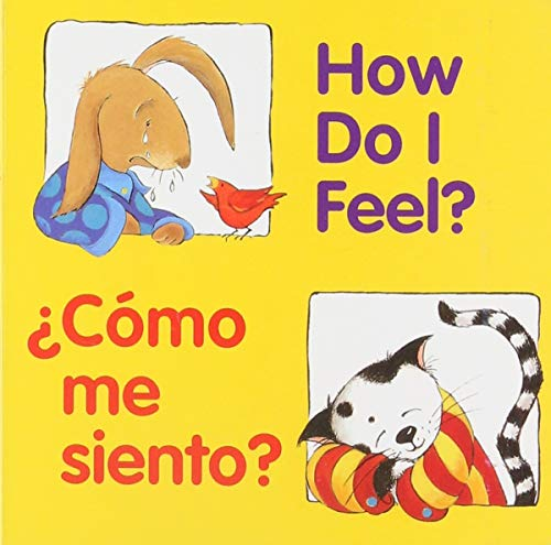 9780618169313: How Do I Feel? / Como Me Siento? = How Do I Feel? (Great Beginnings)