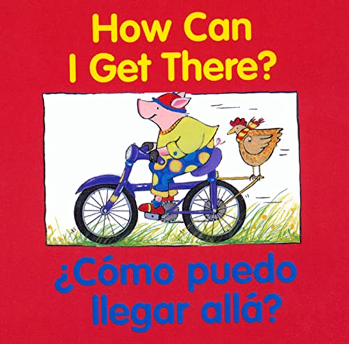 How can I Get There?/zcomo Puedo Llegar: the of Editors
