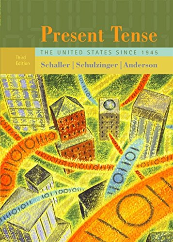 9780618170371: Present Tense: The United States Since 1945