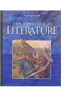 9780618170401: The Language of Literature, Grade 10