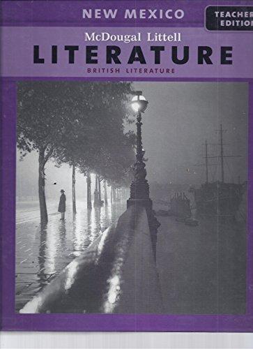 9780618170739: McDougal Littell Language of Literature: Teachers Edition Grade 12 2002