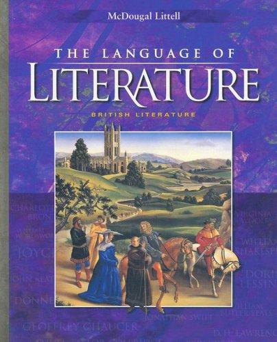 9780618170753: The Language of Literature: British Literature (McDougal Littell Language of Literature)