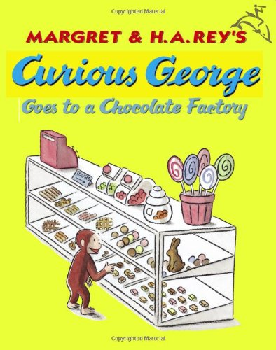 9780618175352: Curious George Goes to a Chocolate Factory