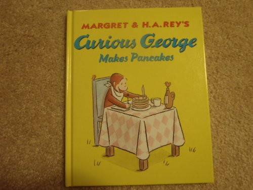 9780618175390: Curious George Makes Pancakes