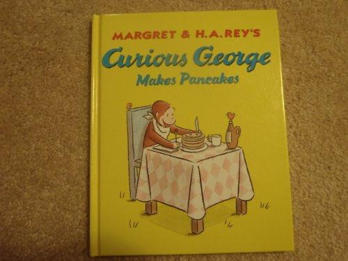 9780618175390: Curious George Makes Pancakes