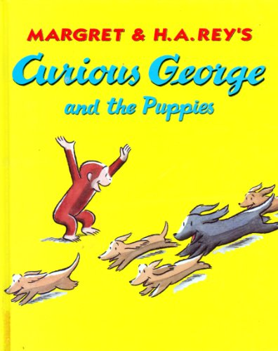 9780618175437: CURIOUS GEORGE AND THE PUPPIES