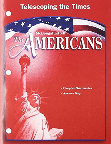 9780618175567: The Americans Telescoping the Times