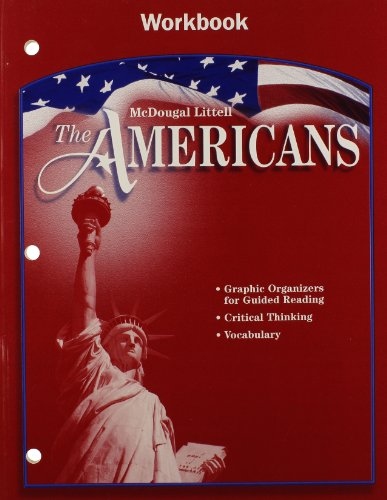 9780618175710: The Americans: Workbook Survey