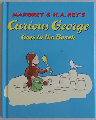 9780618175802: Curious George Goes to the Beach [Gebundene Ausgabe] by Margret Rey