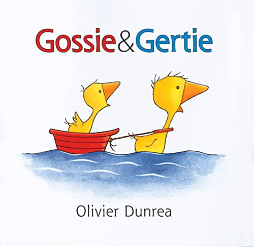 9780618176762: Gossie and Gertie (Gossie & Friends)