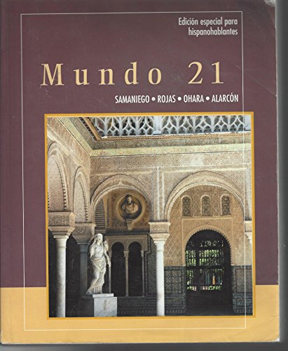 Mundo 21, Custom Publication: SAMANIEGO