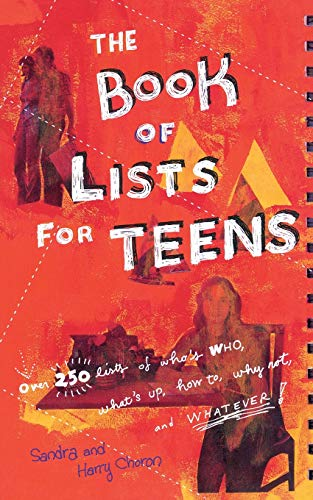 9780618179077: The Book of Lists for Teens
