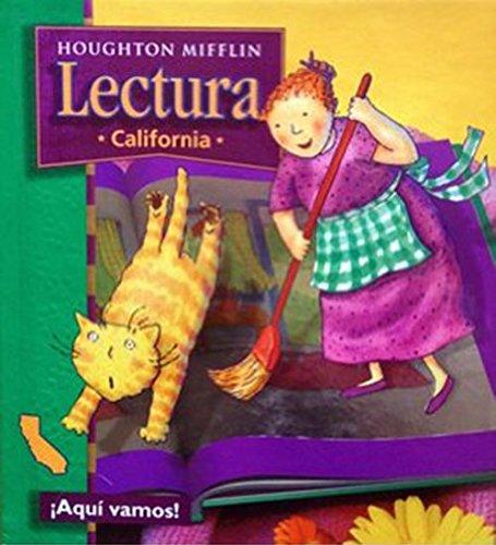 Lectura: Antologías 2003 Grade 1.1 ¡Aquí vamos!: HOUGHTON MIFFLIN