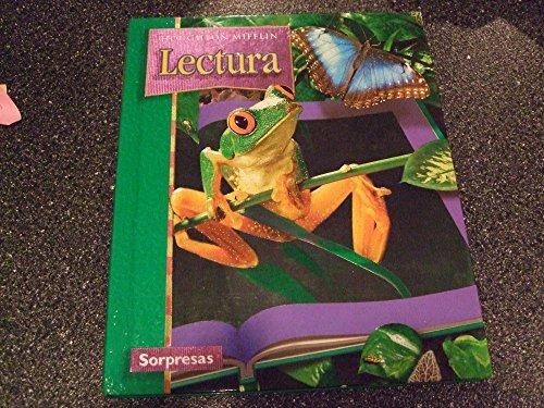 9780618180172: Houghton Mifflin Reading Spanish: Lectura, Level 1.3- Surprises (Sorpresas), Student Edition (Spanish Edition)