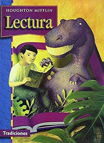 9780618180271: Tradiciones Level 4: Houghton Mifflin Reading Spanish