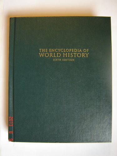 9780618183081: The Encyclopedia of World History