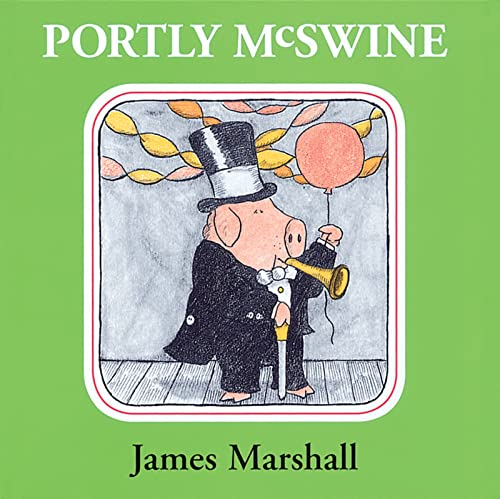 9780618183807: Portly McSwine
