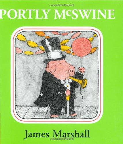 9780618183814: Portly McSwine
