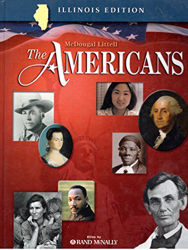 9780618183982: Americans