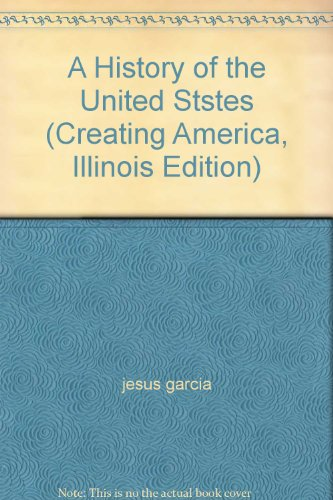 9780618184279: Creating America Illinois Edition