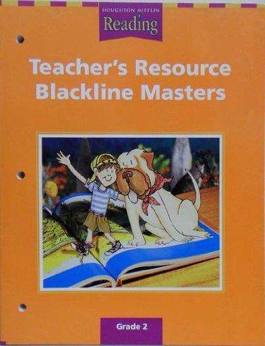 9780618185061: Houghton Mifflin Reading: The Nation's Choice California: Teacher's Resource Blackline Masters Grade 2
