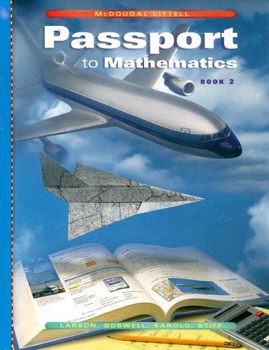 9780618185993: McDougal Littell Passports: Student Edition Book 2 2002