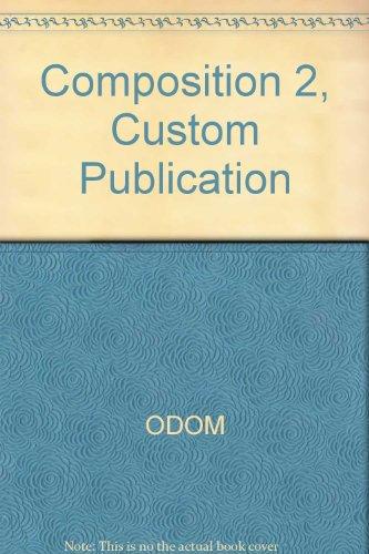Composition 2, Custom Publication: ODOM